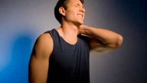 El dolor en el cuello vinculado al levantamiento de pesas se puede tratar y prevenir con facilidad.