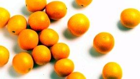 Las naranjas son ácidas, así como una rica fuente de vitaminas y antioxidantes.