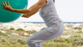 Usar demasiado los músculos puede causar dolor de cadera.
