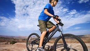 El ciclismo es una forma efectiva de ejercicio aeróbico para adolescentes.