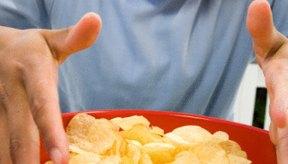 Estas papas son ricas en ácidos grasos trans.