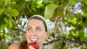 Comer demasiadas manzanas puede limitar tu pérdida de peso.