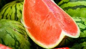 La citrulina es un aminoácido presente en los alimentos, por ejemplo en las sandías.