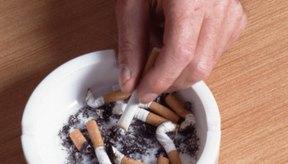 Fumar no te ayudará con tu entrenamiento.