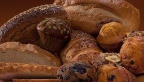 La mayoría de los granos, verduras y otros productos vegetales están hechos principalmente de hidratos de carbono.