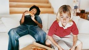 Información nutricional de las pizzas Domino's.