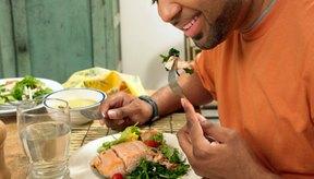 Una dieta nutritiva y equilibrada promueve la salud general y reproductiva de los hombres.