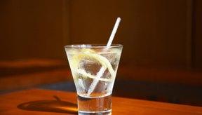 ¿Qué tipos de alcohol fuerte no tienen azúcares o carbohidratos?