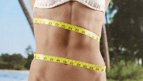 La proporción entre tu cadera y cintura y el IMC son indicadores de la salud en general.