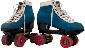 La posición de las ruedas en el patinaje de cuatro ruedas te permite mantener el equilibrio.