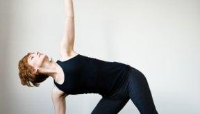 El yoga puede contribuir a tu condición física general.
