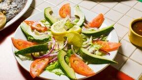 Es importante comer una dieta saludable.