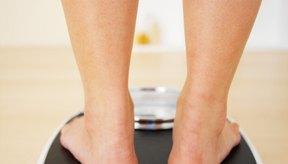 Revisa tu peso semanalmente.