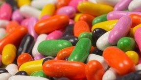 Los azúcares en los dulces pueden no ser digeridos correctamente, lo que causa malestar estomacal.