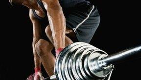 Utiliza mucho peso y bajos volúmenes para formar músculos rápidamente.