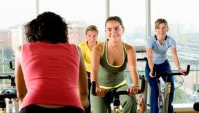 Los gimnasios tienen muchas opciones de ejercicios.