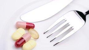 Los suplementos de potasio y magnesio pueden ser necesarios para evitar la escasez.