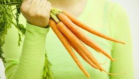 Las zanahorias pueden ayudar a proteger tu hígado.