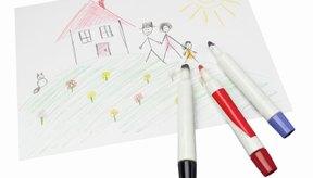 Se le pide a los tomadores de la prueba que dibujen una casa, un árbol y una persona en tres hojas de papel separadas.
