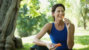Consume alimentos sanos para evitar ganar peso mientras tomas amitriptilina.