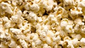 Las palomitas de maíz puras están libres de gluten.