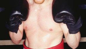 Existe una variedad de posturas para el boxeo.