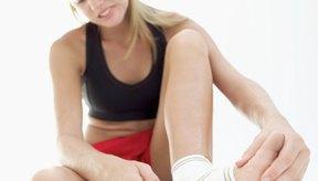 Un esguince en el tobillo puede tomar algunos días o varios meses para sanar.