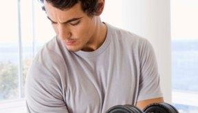 Puedes construir alrededor de 2 libras de músculo por mes.