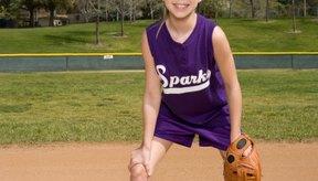 Las bases en el softbol son de tamaño uniforme.