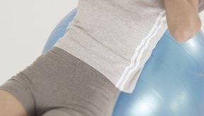 Deja de temblar durante la realización de abdominales abdominal (crunch) modificando tu ejercicio.