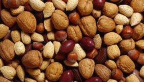 Tanto las avellanas como las nueces de macadamia son parte de la familia de las nueces de árbol.