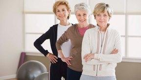 Ejercitar regularmente puede ayudar a conducir a un rejuvenecimiento físico de 20 años.