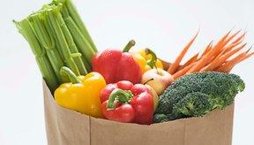 Los vegetales son benéficos para eliminar los depósitos de grasa.