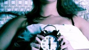 El insomnio puede estar relacionado con la ingesta de vitamina B6.