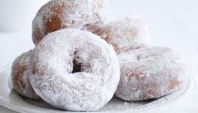 Las rosquillas son un bocadillo delicioso, pero tienen un alto contenido calórico.