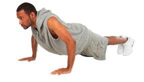 Las flexiones no deben hacerse todos los días.