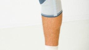 El crujido en la rodilla puede tratarse con suplementos y medicación.