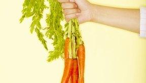 La fibra que contiene la zanahoria la convierte en buena para el intestino.