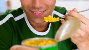 El maíz enlatado es rico en antioxidantes y fitonutrientes.