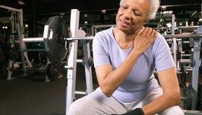 Ejercicios de hombro pueden ayudar a los pacientes con polimialgia reumática a restaurar el movimiento en el hombro.