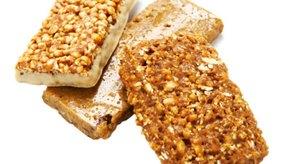 La granola puede ser un refrigerio saludable.