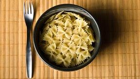 La pasta es una fuente común de carbohidratos en Estados Unidos.