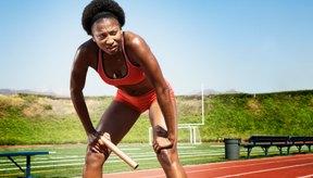 Quienes corren pueden experimentar dolor abdominal transitorio relacionado con el ejercicio.