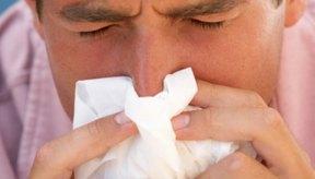 La nariz agrietada puede ser una adición lamentable a un fuerte resfriado.