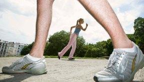 Sin pesas en los tobillos puedes aumentar tu ritmo y asumir terrenos más difíciles.