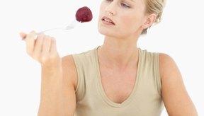 Las remolachas son altas en fibra, lo cuál puede ayudar a perder peso.