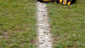 Las canchas de soccer y de fútbol americano tienen muchas diferencias.