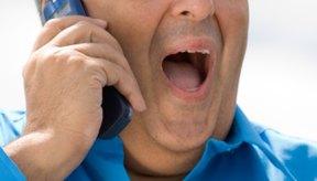 Los bostezos crónicos pueden ser un síntoma de serias condiciones fisiológicas.