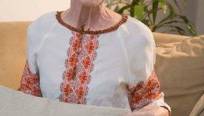 La tensión muscular es común en los pacientes ancianos que no se ejercitan con regularidad.