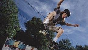 Los pasatiempos como montar en patineta cuentan como ejercicio.